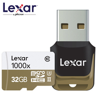 150MB S 1000x MicroSD SDHC 32GB Class 10 64GB MicroSDXC 128GB Memory Card Reader UHS For