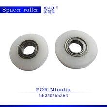 5 sztuk kopiarki części zamiennych Spacer dla Konica Minolta BH250 BH363 fotokopiarka części BH 250 363