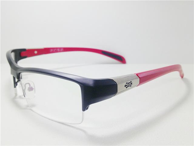 Brightzone espectáculo exceder motion media masculina miopía 6066 gafas de marco tr90 hombres recetados gafas rx