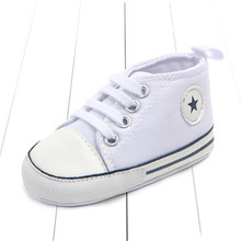 Baby's Sports Canvas Shoes – Baby Shoes for Walking