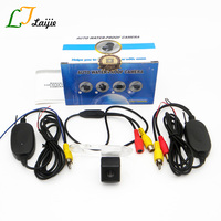 Laijie Car Wireless Camera For Hyundai Santa Fe Classic SM 2007~2017 / CCD Night Vision Rear View Parking Camera / RCA AUX NTSC