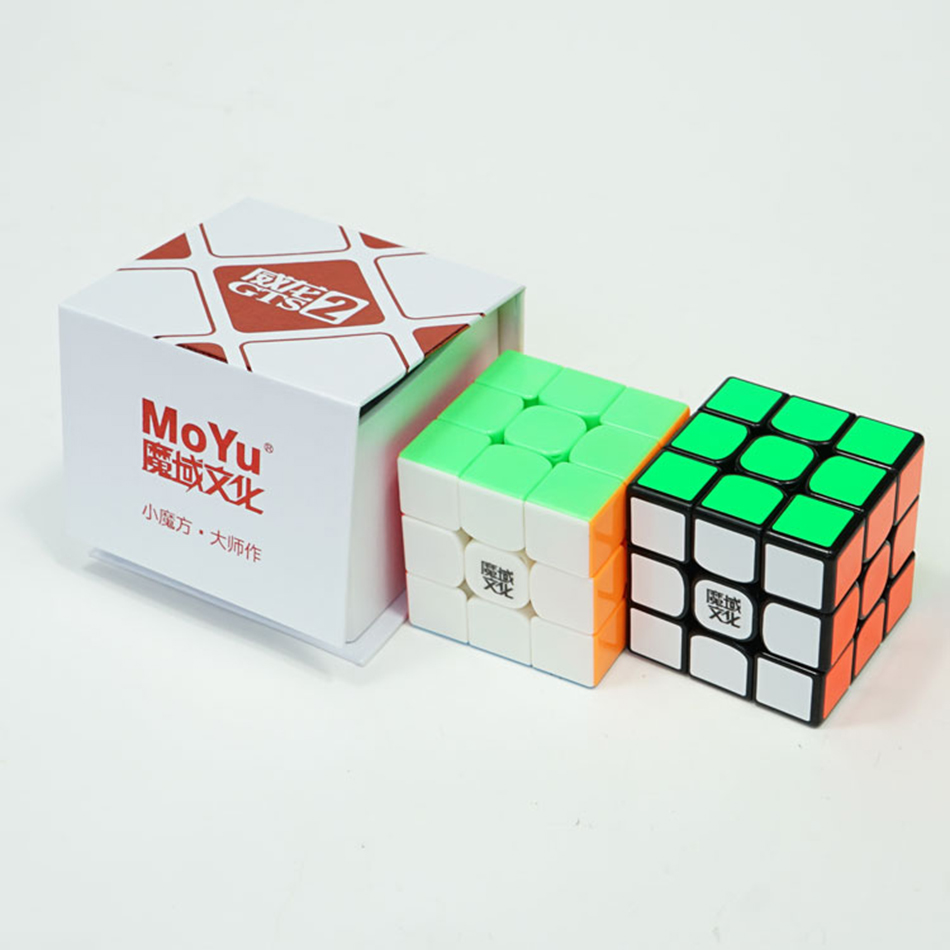 Image 4 - MoYu Weilong GTS 2M/Weilong GTS2 M/Weilong GTS2M Speed Cube Weilong GTS 2 Magico Pprofissional Toys For Children-in Magic Cubes from Toys & Hobbies