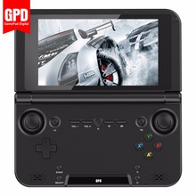 GPD XD Game Console RK3288 2G/32G 5'' IPS Screen Android Handheld Game Player Video Game Console (Black) Best Gifts D3471A