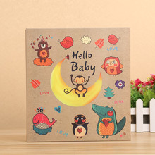 300 Interleaf Pockets Large High Capacity Wedding Photo Album Baby 5 Inch 6 Pictures Memorial