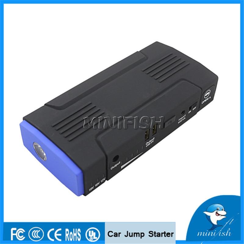 High-tech 68000mAh Multifuntion portable car jump starter power bank Micro-Starter kit