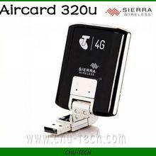 Используется разблокированный LTE 4G USB модем Sierra беспроводной Aircard 320U