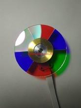 חדש מקורי גלגל צבעים לOPTOMA HD20 HD22 HD200X HD2200 HD180 IS800C HT19 מקרן
