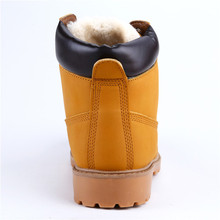ROXDIA  Suede Leather Men Boots