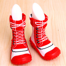 baby Socks Baby Toddler Floor Shoes Infant Childrens Rubber Soft Bottom Non-slip Home Buy 1 Get Free
