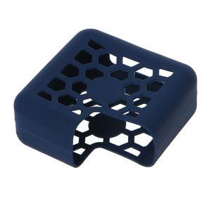 """Image 3 - Custodia protettiva adattatore di alimentazione custodia morbida in Silicone pelle antiurto per Apple Macbook caricabatterie 15 """"13"""" Pro Retina Air"""