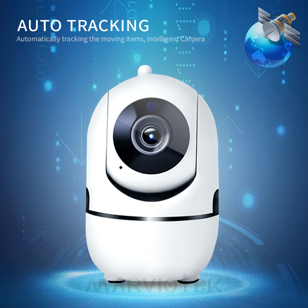 720P Wireless IP Camera 1080P Intelligent Auto Tracking Of Human Home Security video Surveillance Mini CCTV Network Camera Wifi720P Wireless IP Camera 1080P Intelligent Auto Tracking Of Human Home Security video Surveillance Mini CCTV Network Camera Wifi