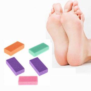 Image 3 - 1pc pédicure/soins des pieds pied pierre ponce pédicure outils pour pied frotter la peau morte de vos pieds rendre les pieds lisses et confortables ~