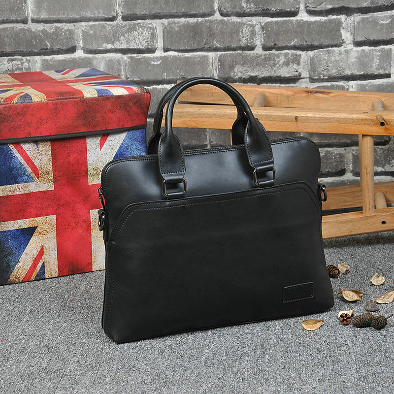 New Design PU Leather Briefcase for Men 2
