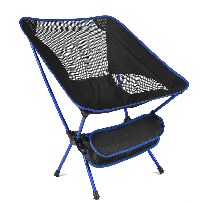 Portable Collapsible Chair Fishing Camping BBQ Stool Folding Extended Hiking Seat Garden Ultralight Office Home Furniture