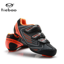 Tiebao sapatilha ciclismo Cycling Shoes Outdoor Athletic zapatillas deportivas hombre chaussure homme Road Bike Bicycle Shoes