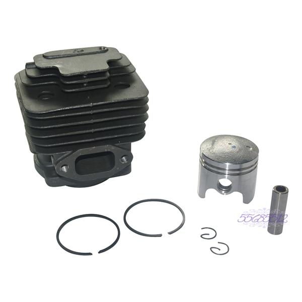Cylinder Barrel Head & Piston Kit Fit Mitsubishi TL43 Strimmer Brush Cutter 40MM