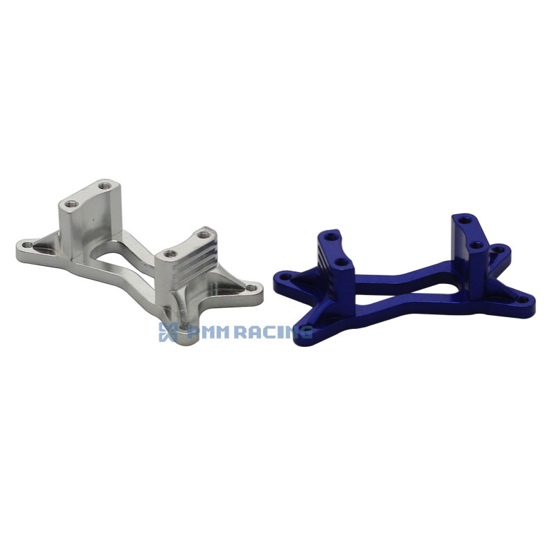 CNC Aluminium Alloy Engine Head Seat for 1/10 T/E-MAXX E-Revo 3.3 1pc