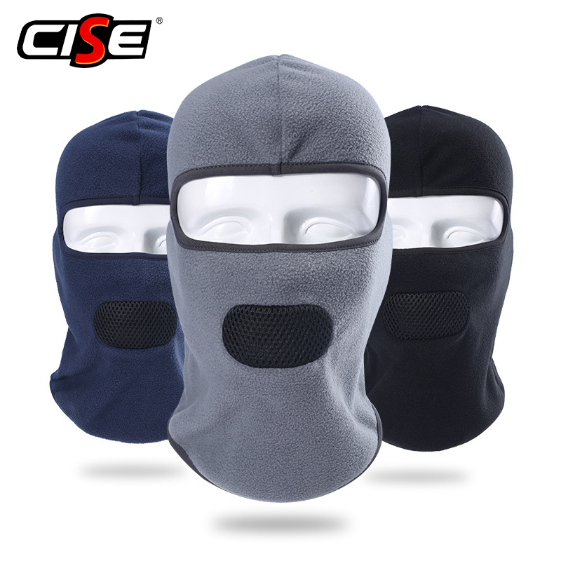 Breathable Warmer Fleece Balaclava Full Face Mask Motorcycle Cycling Thermal Hood Liner Shield Sports Ski Bike Bicycle Snowboard windproof motorbike bicycle warmer face mask balaclava outdoors cycling ski face mask breathable motorcycle helmet hood