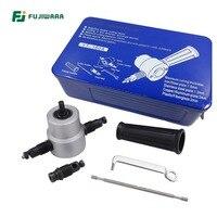 FUJIWARA Nibbler Double Head Metal Cutter Cutting Machine Electric Drill Accessories