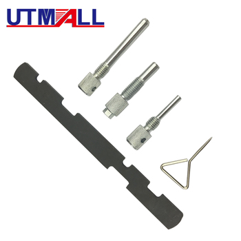 5Pcs Petrol Engine Camshaft Timing Locking Tool For Ford and Mazda Free Shipping petrol engine setting locking kit belt chain drive engine timing tool for ford mazda mondeo focus