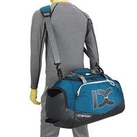 Hot Top Quality Nylon Sports Gym Bag Travel Gear Waterproof Large Outdoor Travel HandBag Men For