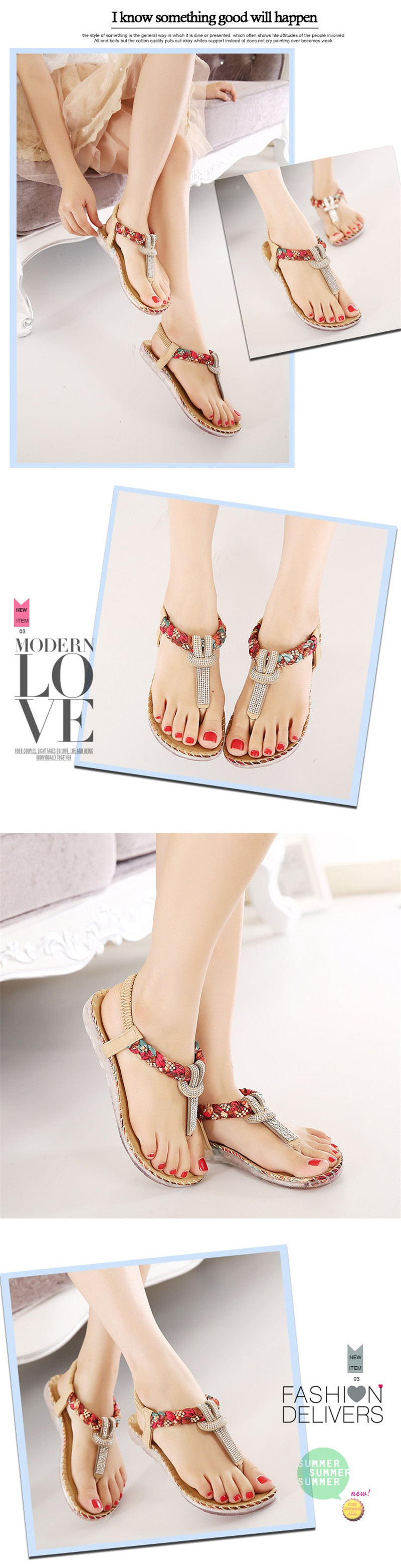 HTB1jKVezuuSBuNjSsplq6ze8pXa2 TIMETANG Women Sandals Bohemia Women Casual Shoes Sexy Beach Summer Girls Flip Flops Gladiator Fashion Cute Women Flats Sandals