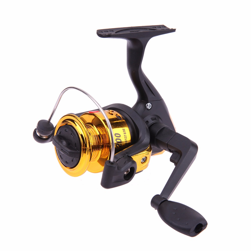 Mini Spinning Fishing Reels Aluminium Body Fishing Reel High Speed - Visvangst