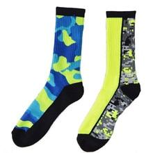 Long cotton breathable tube army socks