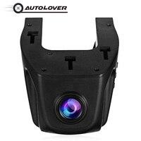 AUTOLOVER RS300 WiFi Hidden Dash Cam Novatek 96658 170 Degree 1080P FHD App WDR Night Vision