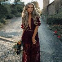 2018 Sexy Hollow Biała Koronkowa Sukienka damska Wysokiej Talii Sukienka Bez Rękawów Backless Elegancki Hollywood Maxi Długa Sukienka Vestidos