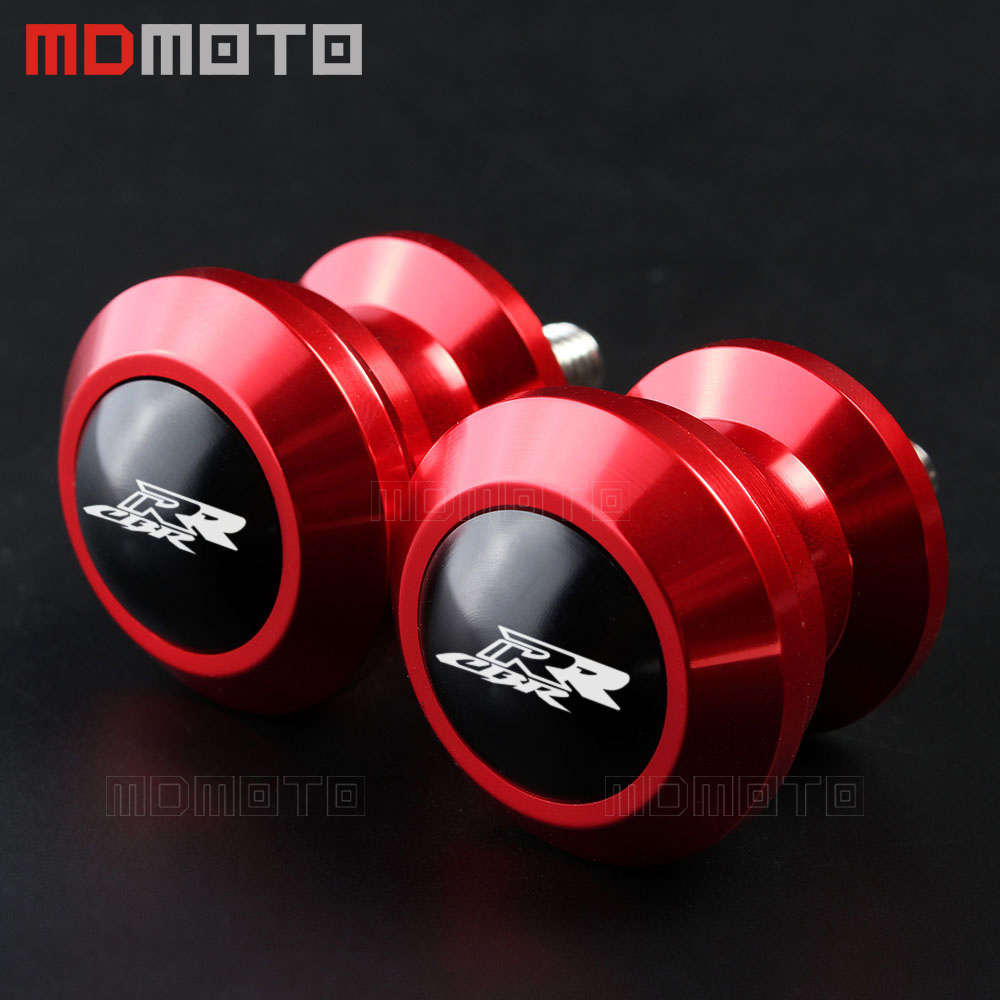 Motorcycle Accessories Stand Screws Swingarm Spools Slider For Honda CBR 600RR 1000RR 929RR 900RR 954RR RR 1999 2003 2013 2014