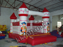 Inflatable Sports Bouncer Inflatable Moonwalk Castle For Kids And Adults