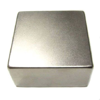1pc N50 Neodymium NdFeB Magnet 50 50 25mm Mayitr Powerful Cuboid Fridge Rare Earth Magnets Block