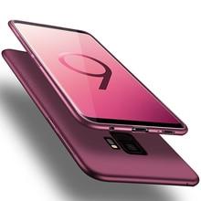 все цены на X-Level Soft Silicone TPU Case For Samsung Galaxy S9 S9+ Ultra Thin Back Phone Cover Coque For Samsung Galaxy S9 Plus онлайн