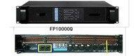 Горячие звуковая система lab gruppen FP 10000Q 4 канальный Профессиональный DJ аудио усилитель, FP140000Q переключатель мощности amplifie