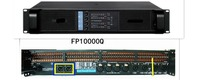 Hot Sound system lab gruppen FP 10000Q 4 channel professional DJ power audio amplifier, FP140000Q switching power amplifie