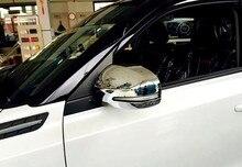 2015 2016 Car Side Rearview Mirror Cover 2pcs ABS For Suzuki Vitara Escudo