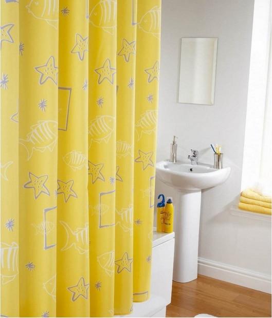 Wholesale Designs Waterproof printed shower curtains bathroom curtain