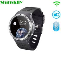 S99A Smart Wach Bluetooth Wearable Devices Android5.1 Heart Rate Tracker Support 2G/3G GPS Phone Smartwatch PK GT08 KW88 kw18