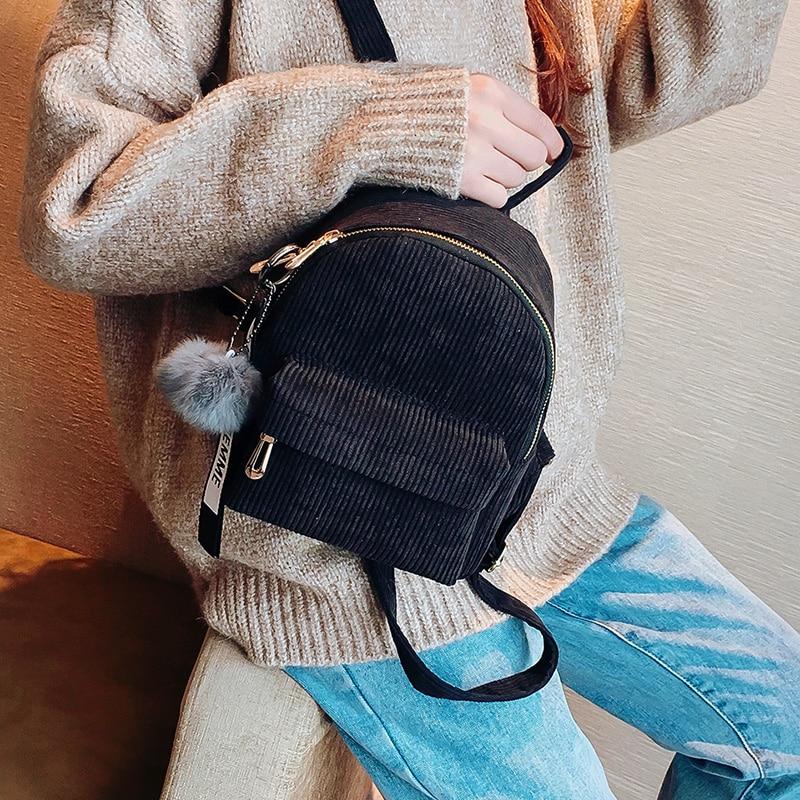 Leftside Women Cute Backpack For Teenagers Children Mini Back Pack Kawaii Girls Kids Small Backpacks Feminine Packbags #4