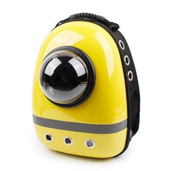 Sac à Dos en forme de capsule spatiale pour votre chat, chien ou chiot