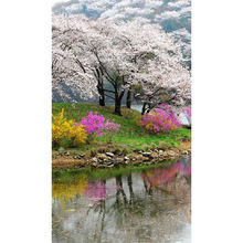 Yikee Алмазная картина цветок сливы diy алмазная живопись 5d