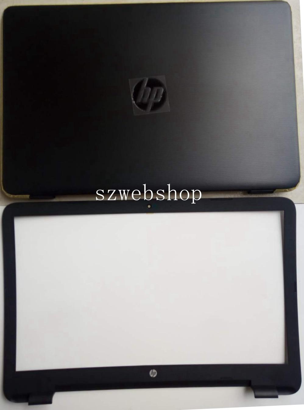 New for hp 17-X114DX 17-X101NR 17-X037CL 17-X026ur 17-x109cy lcd case top back cover+bezel black huosooyun 17