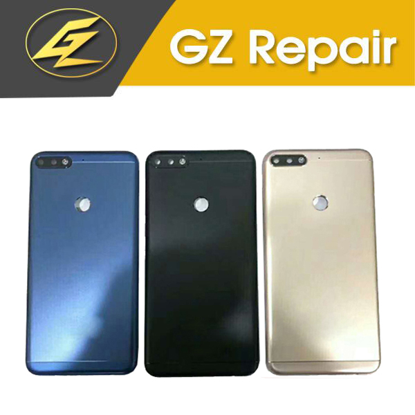 AAA + Quality For Huawei Honor 7C Battery Cover Housing Cases Back Door Rear Gold Blue Black Color AAA + Quality For Huawei Honor 7C Battery Cover Housing Cases Back Door Rear Gold Blue Black Color