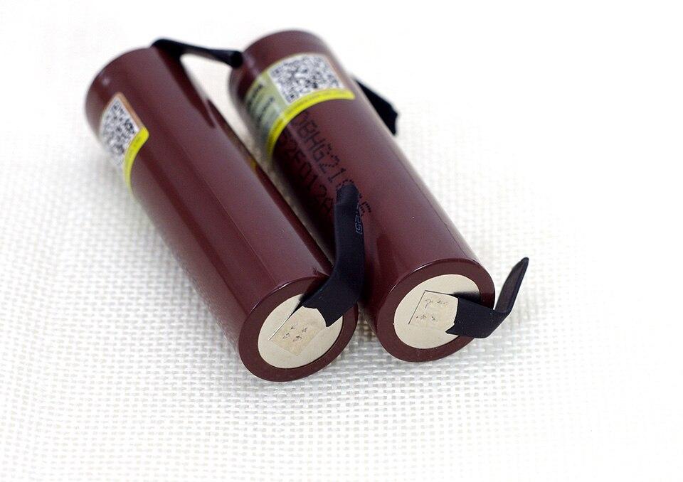 Image 3 - Liitokala Новый HG2 18650 3000mAh аккумулятор 18650HG2 3,6 V разрядка 20A, предназначенный для hg2 батареи + DIY никель-in Подзаряжаемые батареи from Бытовая электроника