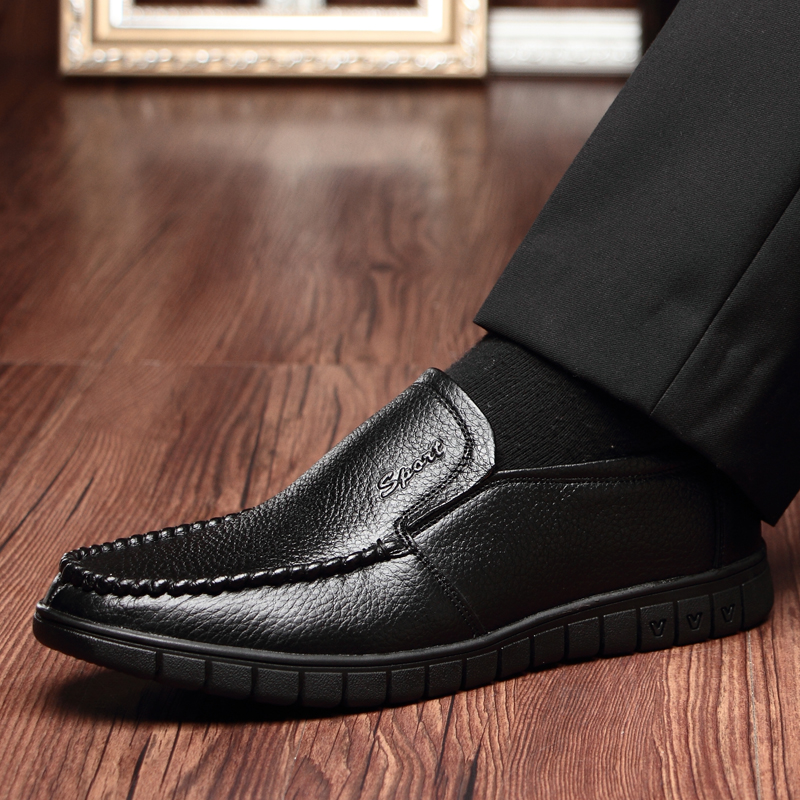 En 2018 Black Occasionnel Bovins bas 2 De Nouvelle Vache Couche Première Coupe Hommes Chaussures brown Respirant Daim Mode Peau Marée Sauf wq4BZ