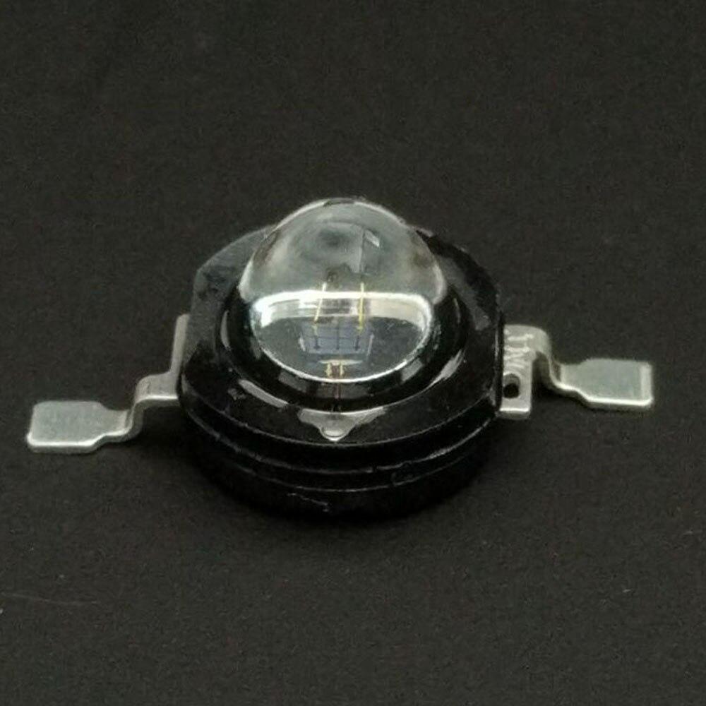 5 PCS/LOT 1W haute puissance infrarouge diode infrarouge led 850nm IR lampe pour surveillance invisible CCTV caméra 60 degrés ou 120 degrés