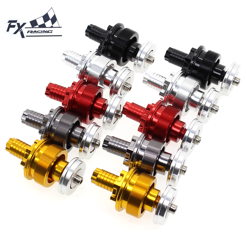 FX CNC Motorcycle 41mm Preload Adjusters Fork Bolts For For Yamaha YZF R3 2015 YZF R25 2013 - 2014 Motorcycle Accessories motorcycle cnc aluminum preload fork cap adjusters adjustable forks bolt for yamaha yzf r3 2015 2017 r25 2013 2017 r3 abs