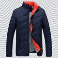 TG6273 Barato al por mayor 2016 nueva edición de han marea guapo engrosamiento juventud chaqueta de algodón acolchado chaqueta de algodón acolchado