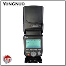 YONGNUO Speedlite HSS ETTL Wireless 2.4G de Litio YN686EX-RT YN686 Con Batería de litio Para Canon 6D 5 5DIII 7D 60D 700D 650D 600D